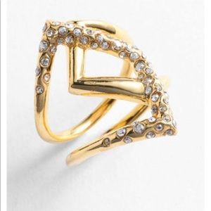 Alexis Bittar overlapping ring